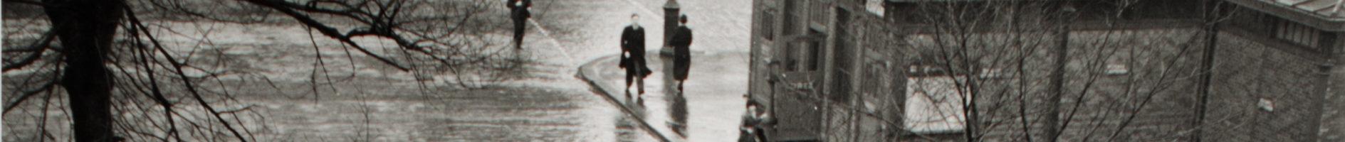 Restauration d'une photographie inondée