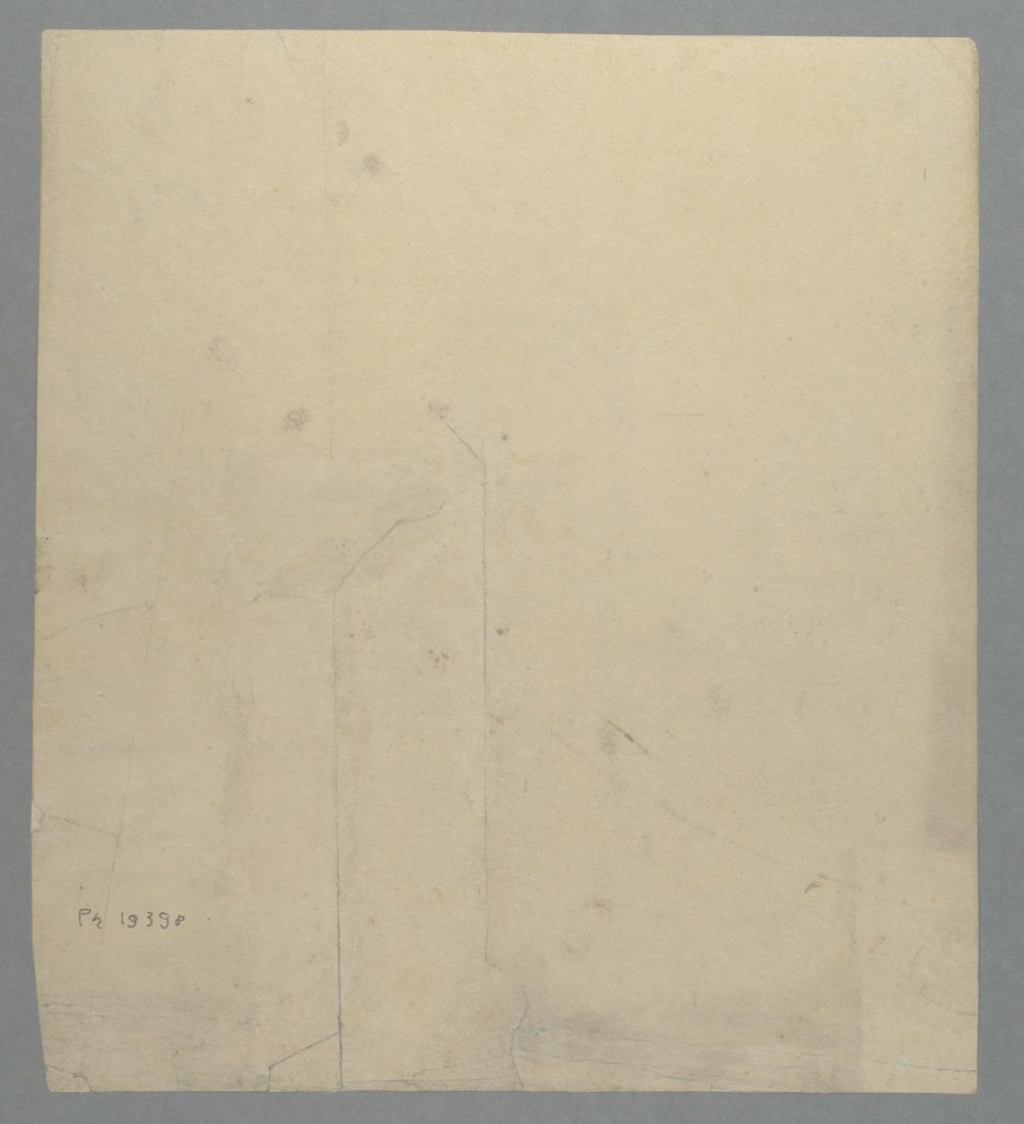 ENSBA – After treatment – Teared photograph – Verso